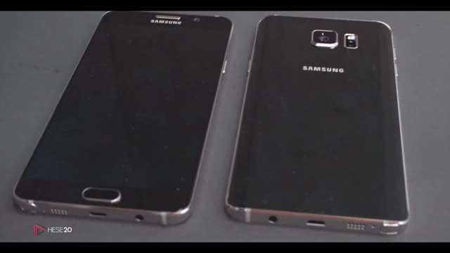 طرح احتمالی گوشی Samsung Galaxy Note 5