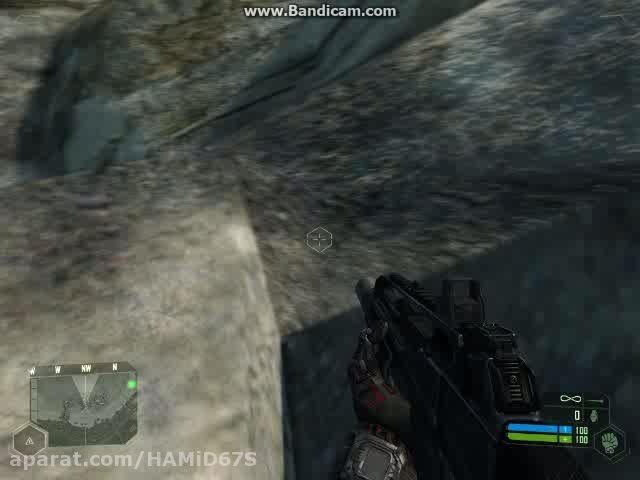 یه باگ باحال از Crysis 1