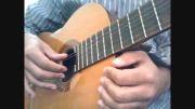 تمرین یک جلسه یک آموزش رایگان گیتار