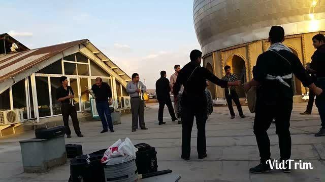 شهادت امام جوادالائمه اجرای گروه موزیک دماوند شهریور 94