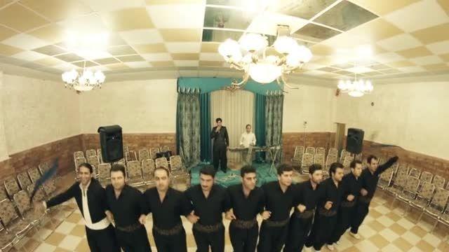 رقص کردی شاد شاد  باصدای یوسف رفیعی