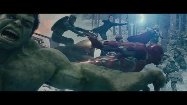 تریلر جدید فیلم فوق العاده انتقام جویان | Avengers
