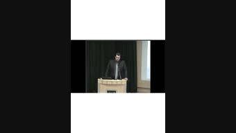 سخنرانی آقای دکتر نصیر دهقان در سمینارهای ترک سیگار-1