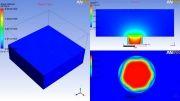 شبیه سازی خالی شدن مخزن آب با نرم افزار ANSYS-CFX