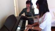 شهزاده رویا....((تار:مریم..پیانو:ثمن))