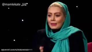 سحر قریشی از دستپاچگیش مقابل کاریزمای احمدی نژاد میگوید