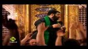 سید مهدی میرداماد شب سوم محرم 92 هیئت رزمندگان اسلام قم