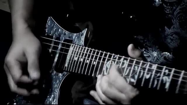 پدر خوانده با گیتار الکتریک
