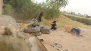 درگیری نیروهای عراق با داعش