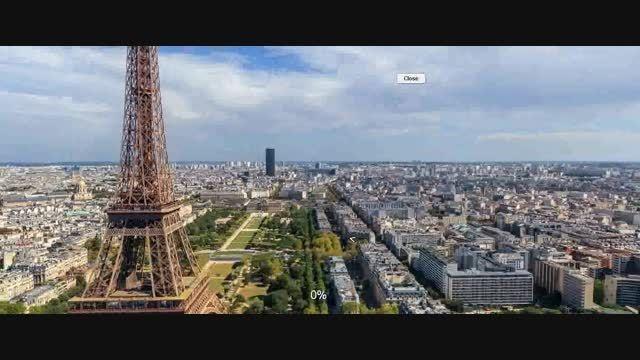 تور مجازی - پاریس - کشور فرانسه