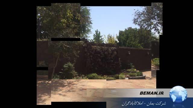 لوکس ترین باغ ویلاهای تهران