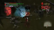گیم پلیر بازی Devil May Cry 4 بخش دانته مبارزه با ربات ها