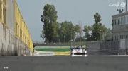 آئودی R18 e-tron quattro در پیست مسابقه