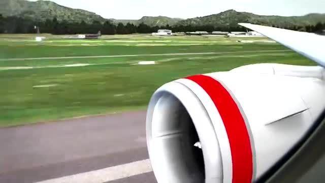 لذت پرواز را با شبیه ساز پرواز prepar3d تجربه کنید
