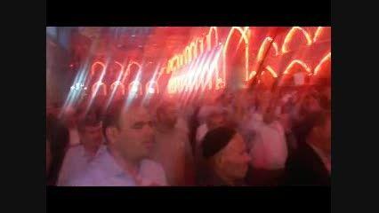 عزاداری امام هادی در حرم امام حسین علیه السلام
