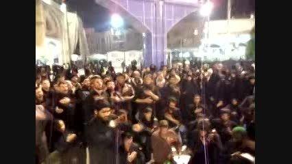 کربلایی محمود عزیزی اربعین92