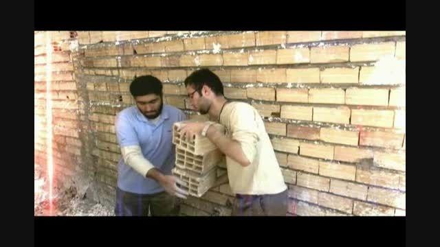 گوشه هایی از فعالیت های گروه های جهادی استان تهران
