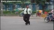 رقص پلیس ها / 7 پلیس رقاص بامزه / پلیس های باحال