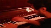 پیانو زدن مهراد هیدن
