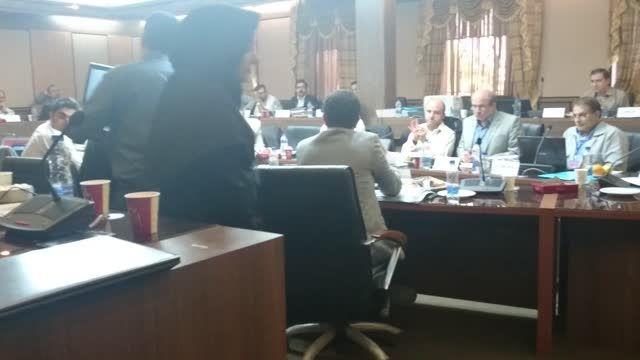 جلسه داوری یازدهمین جشنواره فن آفرینی شیخ بهایی - 2