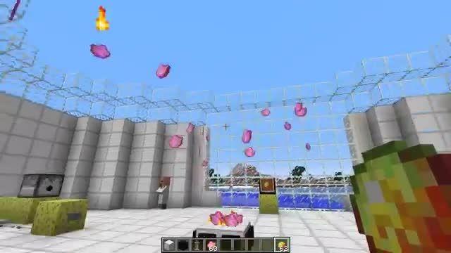 Minecraft   I'M A FIREBENDER{کاستم کامند}