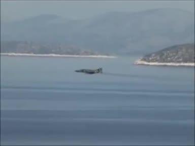 پرواز low pass جنگنده فانتوم
