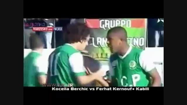 انتقام فوتبالیست ها از هم فیلم کلیپ گلچین صفاسا