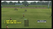 PesBazPes.ir-آموزش زدن ضربه آزاد از فاصله کوتاه در PES 2013