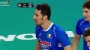 ایتالیا 3 - 2 بلغارستان/ رده بندی لیگ جهانی والیبال 2013