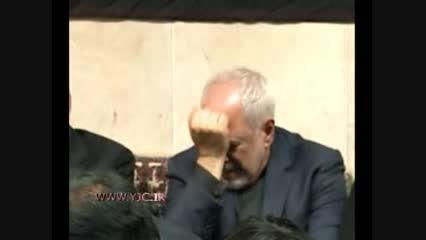 اشکهای ظریف و تیم هسته ای برای امام علی (ع) در شب قدر