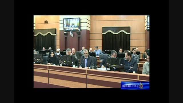 بخش خبری سیما - گزارش جلسه شواری اداری استان مرکزی