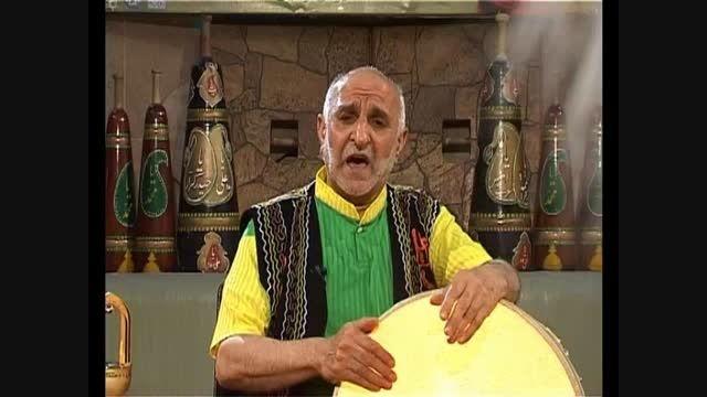 مرشد محترمی (مرکزی) در اولین جشنواره مرشدان برتر ایران