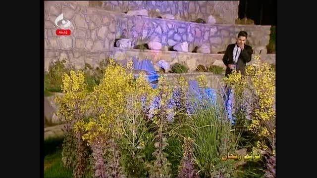 آهنگ اشکان فاضلی به نام سال نو در شبکه استانی سمنان