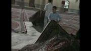 نماهنگ برگزاری نماز  عید سعید فطر در زیارتگاه شهید مدرس