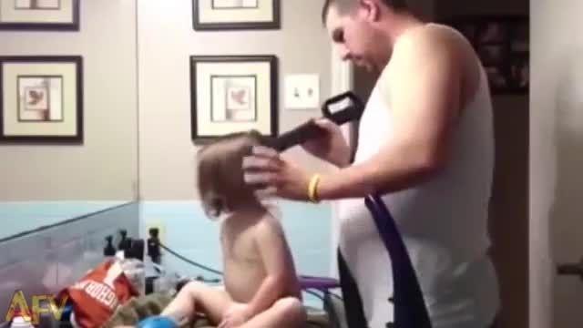 نحوه نگهداری فرزند به روش پدران