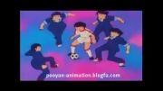 تیتراژ بازی و کارتون فوتبالیست ها