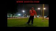 رقص باحال بریک دنس یک نوجوان ایرانی{رقص در خیابان)
