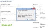 آموزش قفل کردن فایل های ورد، اکسل و پاورپوینت - لیموناد