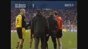 بایرن مونیخ 2-1 دورتمند (دروازه بانی یان کلر) | 2002