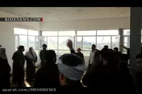 قدردانی زائران اربعین از موکب های عراقی