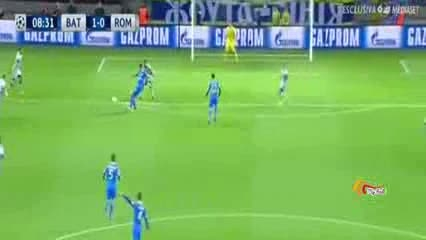 هفته دوم لیگ قهرمانان 2015/16 ( باته 3-2 آ.اس رم )