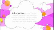 انگلیسی سوم راهنمایی درس ششم Reading Six
