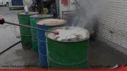 دستگاه واترجت - کارواش نظافت صنعتی اتومبیل ها آب پاش