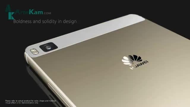 معرفی رسمی Huawei P8 Lite