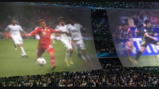 تیزر لیگ قهرمانان اروپا درpes2015