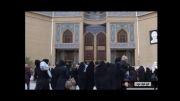 مراسم شیرخوارگان حسینی 1392