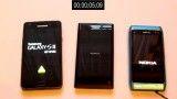 نمایش سرعت بوت شدن گوشی های galaxy s2 and n8 and n9