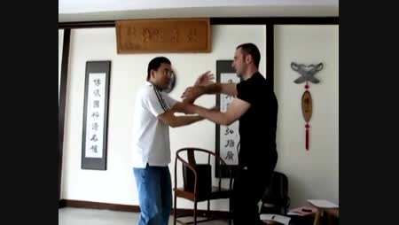 تمرین چی سائو سی کنگ دونالد مک(donald mak)
