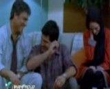 آواز خوندن مهناز افشار و لیلا حاتمی و حامد بهداد در فیلم سعادت آباد