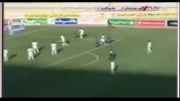 گل ها و خلاصه بازی استقلال خوزستان 2-0 سایپا